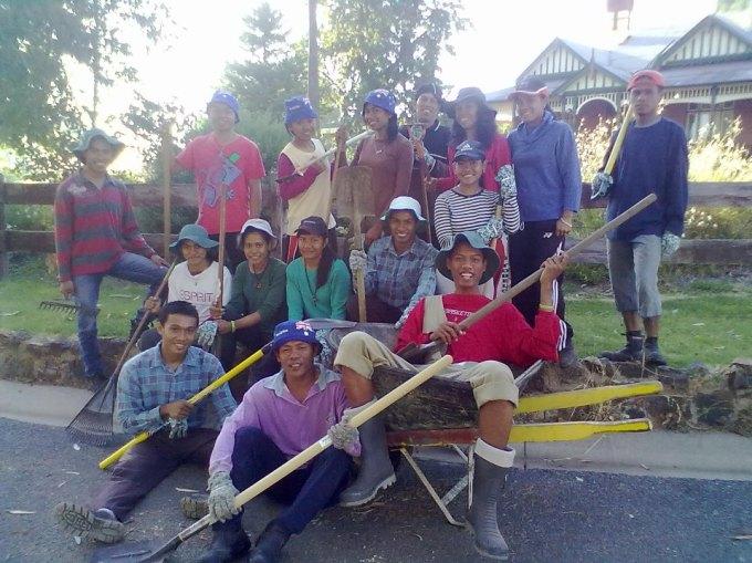 Oz Team 6 work
