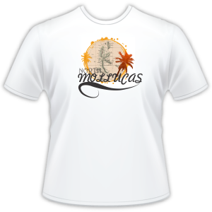 T-Shirt Design_North Maluku_front