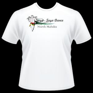 T-Shirt Design_Soya2 Dance_front