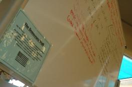 Dinding aspirasi mahasiswa